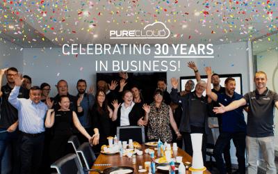 PCS Celebrates 30th Anniversary in 2020