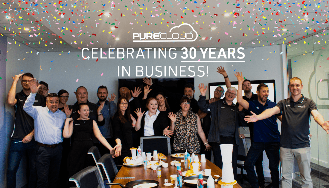 PCS 30 Years