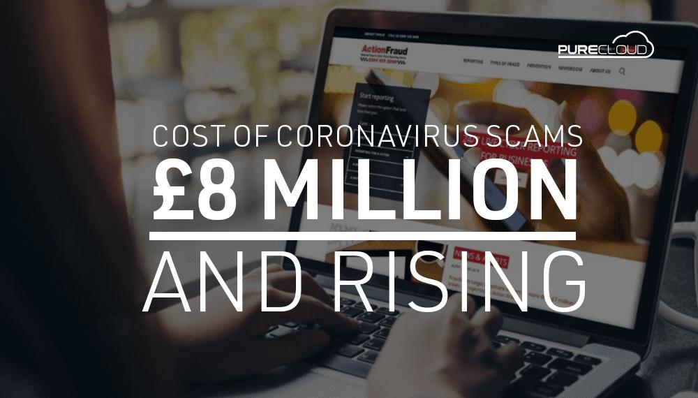 Coronavirus Scams To Be Aware Of