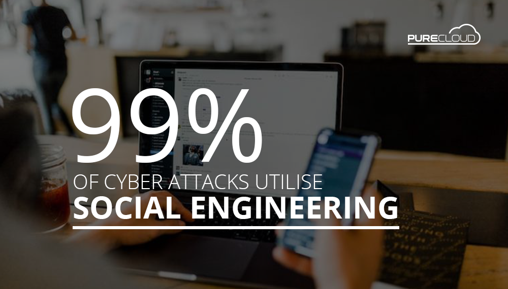 EXPERT BLOG | Increase in Social Engineering Attacks By Steve Shields