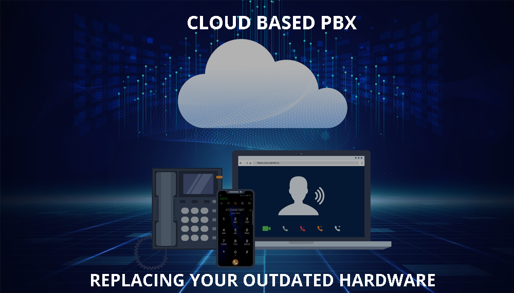 Cloud Based PBX – Replacing your Outdated Hardware